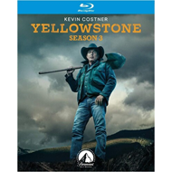 Produktbilde for Yellowstone - Sesong 3 (BLU-RAY)