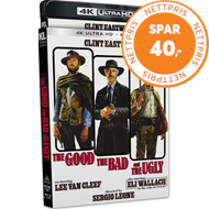 Produktbilde for The Good, The Bad And The Ugly (4K Ultra HD + Blu-ray)