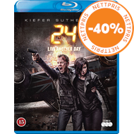 Produktbilde for 24: Live Another Day (BLU-RAY)