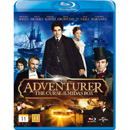 Produktbilde for The Adventurer: The Curse Of The Midas Box (BLU-RAY)