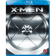 X-Men - The Cerebro Collection (BLU-RAY)