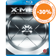 Produktbilde for X-Men - The Cerebro Collection (BLU-RAY)