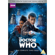 Doctor Who - Sesong 3 (UK-import) (DVD)