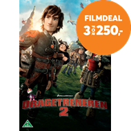 Produktbilde for Dragetreneren 2 (DVD)