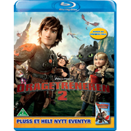 Dragetreneren 2 (BLU-RAY)
