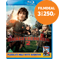 Produktbilde for Dragetreneren 2 (BLU-RAY)