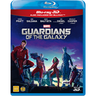 Guardians Of The Galaxy (Blu-ray 3D + Blu-ray)
