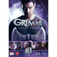Grimm - Sesong 3 (DVD)