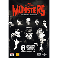 Universal Classic Monsters - The Essential Collection (DVD)