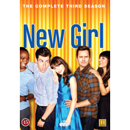 New Girl - Sesong 3 (DVD)