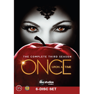 Once Upon A Time - Sesong 3 (DVD)