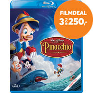 Produktbilde for Pinocchio (BLU-RAY)