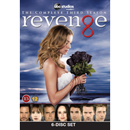 Revenge - Sesong 3 (UK-import) (DVD)