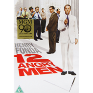 12 Angry Men (UK-import) (DVD)