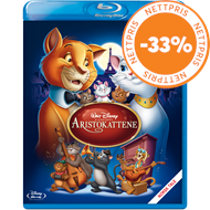 Produktbilde for Aristokattene (BLU-RAY)