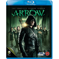 Arrow - Sesong 2 (BLU-RAY)