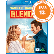 Blended (UK-import) (BLU-RAY)