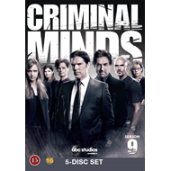 Criminal Minds - Sesong 9 (DVD)