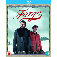 Fargo - Sesong 1 (UK-import) (BLU-RAY)
