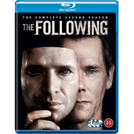 The Following - Sesong 2 (BLU-RAY)