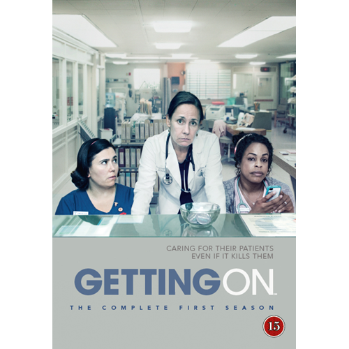 Getting On - Sesong 1 (DVD)