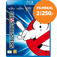 Produktbilde for Ghostbusters - Deluxe Editon (BLU-RAY)