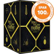Produktbilde for How I Met Your Mother - The Whole Story: Sesong 1 - 9 (DK-import) (DVD)