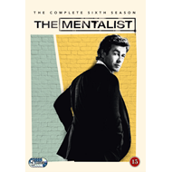 Produktbilde for The Mentalist - Sesong 6 (DVD)