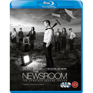 The Newsroom - Sesong 2 (BLU-RAY)