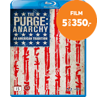Produktbilde for The Purge: Anarchy (BLU-RAY)