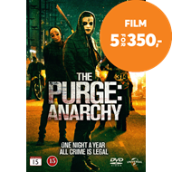 Produktbilde for The Purge: Anarchy (DVD)