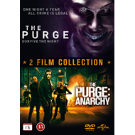The Purge / The Purge: Anarchy (BLU-RAY)