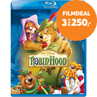 Produktbilde for Robin Hood (BLU-RAY)