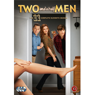 Two And A Half Men - Sesong 11 (DVD)