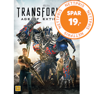 Produktbilde for Transformers 4 - Age Of Extinction (DVD)