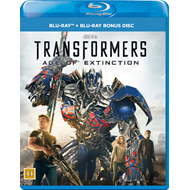 Transformers - Age Of Extinction (BLU-RAY)
