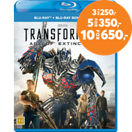 Produktbilde for Transformers 4 - Age Of Extinction (BLU-RAY)