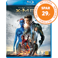 Produktbilde for X-Men - Days Of Future Past (BLU-RAY)