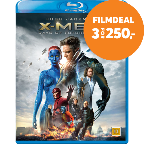 X-Men - Days Of Future Past (BLU-RAY)