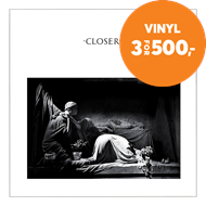 Produktbilde for Closer (VINYL - 180 gram)